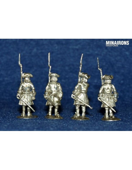 1/72 Austrophile Infantry of the Line