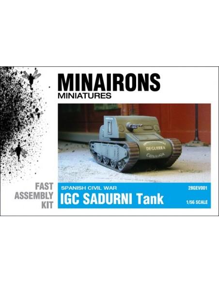 1/56 Tanc IGC Sadurní - Capsa d'1