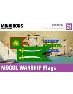 1/600 Mogul Warship flags