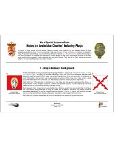Banderes d'infanteria de Carles d'Àustria