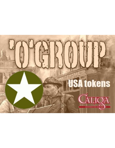 American O-Group tokens