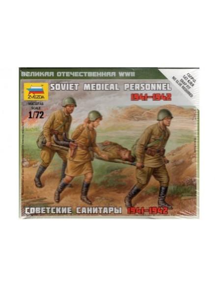 1/72 Personal sanitari soviètic