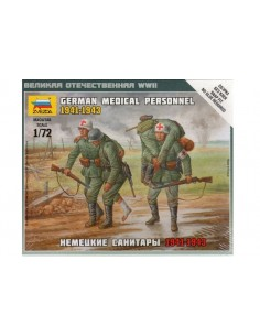 1/72 German Medical Personnel