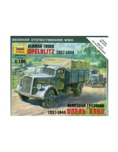Opel Blitz German truck - 1/100 scale