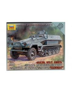 SdKfz 251/1 Ausf. B - escala 1/100