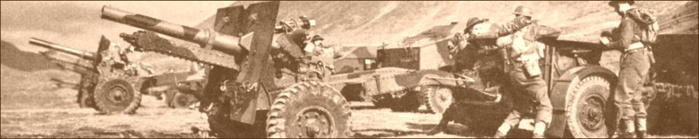Minairons 1/100 cañones 2ªGM