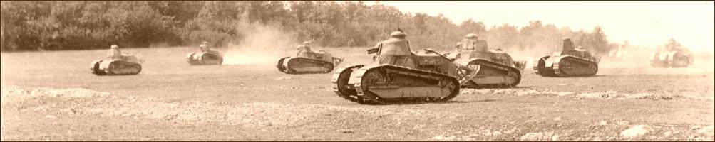 Minairons 1:72 interwar vehicles
