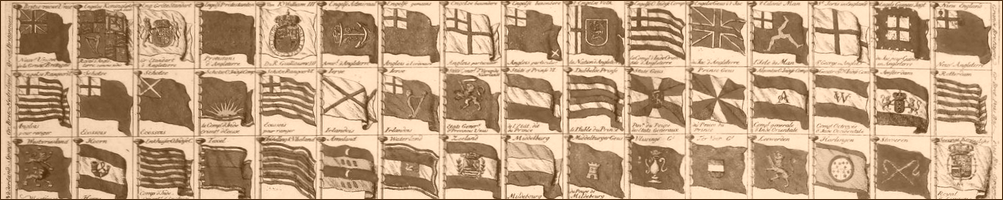 17th cent. ensigns