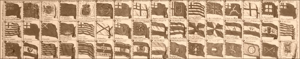 pabellones del siglo XVII